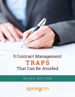 4 Risks Manually Managing Contracts