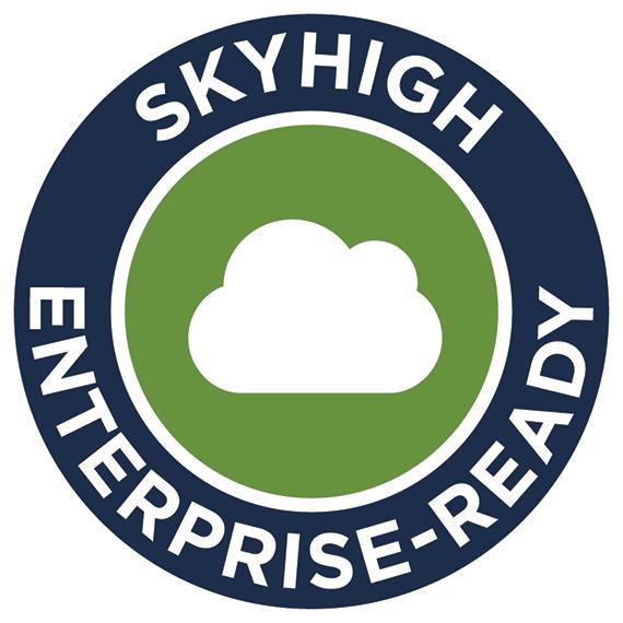 Skyhigh Enterprise Ready
